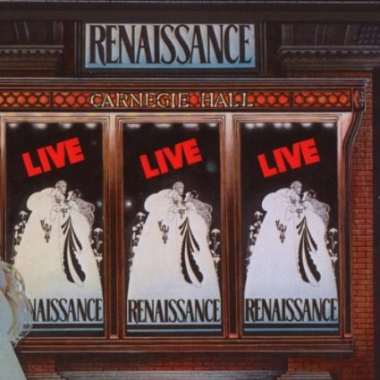 Renaissance Live At Carnegie Hall