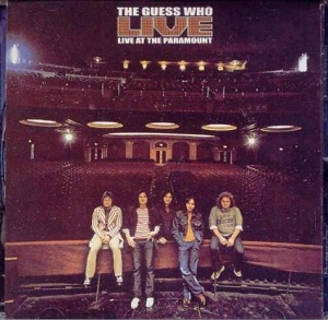 The Guess Who Live At The Paramount