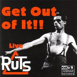 The Ruts Get Out Of It Live