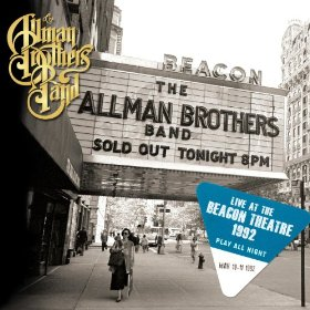 The Allman Brothers Band Play All Night Live At The Beacon Theatre
