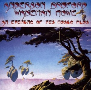 Anderson Bruford Wakeman Howe An Evening of Yes Music Plus
