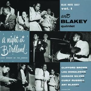 Art Blakey & Clifford Brown A Night At Birdland Vol 1