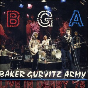 The Baker Gurvitz Army Live In Derby 75