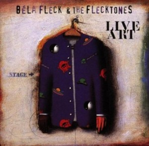 Bela Fleck & The Flecktones Live Art