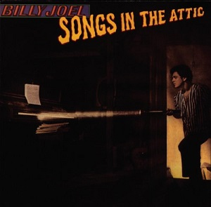 Billy Joel Songs In The Attic