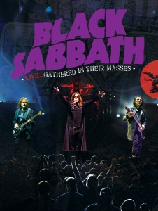 Black Sabbath Live Gathered in Their Masses