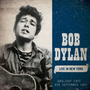 Bob Dylan Live in New York Gaslight Cafe 1961