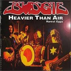 Budgie Heavier Than Air 1972 to 1981