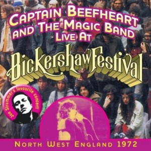Captain Beefheart Live At Bickershaw Festival