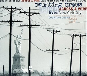 Counting Crows Across A Wire