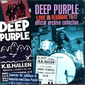 Deep Purple Live In Denmark 1972