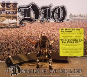 Dio At Donnington 1983 & 1987