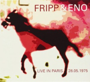 fripp & eno live in paris