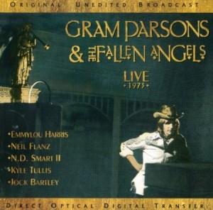 Gram Parsons Live 1973