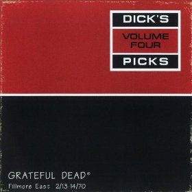 Grateful Dead Dick's Picks Volume 4