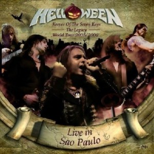 Helloween Live In Sao Paulo