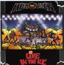 Helloween Live in the UK