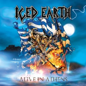Iced Earth Alive in Athens