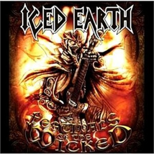 iced earth festivals of the wicked
