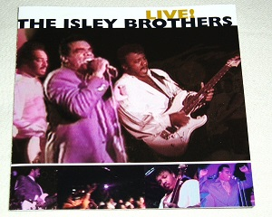 The Isley Brothers Live