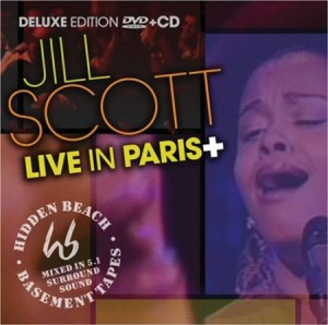 Jill Scott Live in Paris +