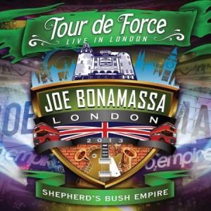 Joe Bonamassa Tour De Force Live in London Shepherd's Bush