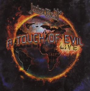 Judas Priest A Touch Of Evil Live