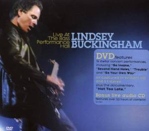 Lindsey Buckingham Live At The Bass Performance Hall
