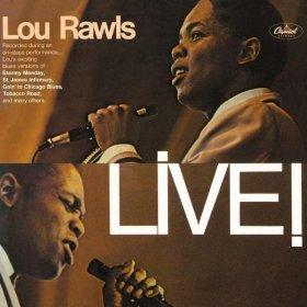 Lou Rawls Live