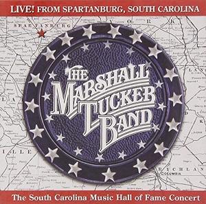 The Marshall Tucker Band Live From Spartanburg South Carolina