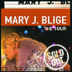 Mary J Blige The Tour