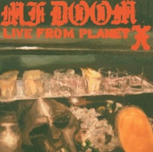 MF Doom Live From Planet X