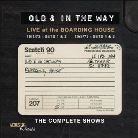 Old & In The Way Live At The Boarding House