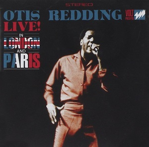 Otis Redding Live in London and Paris