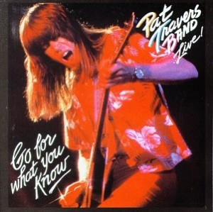 Pat Travers Band Live Go For What You Know