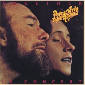 Pete Seeger & Arlo Guthrie together in concert