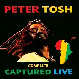Peter Tosh Captured Live