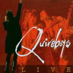 The Quireboys Live