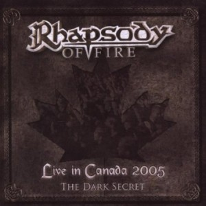 Rhapsody Of Fire Live in Canada