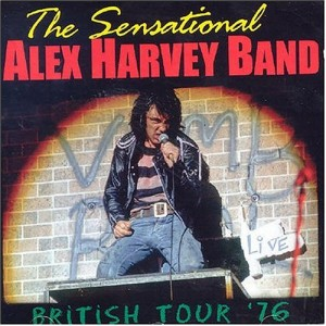 The Sensational Alex Harvey Band British Tour 76