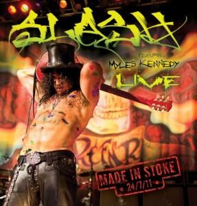 Slash Made in Stoke 24/7/11