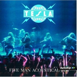 tesla 5 man acoustical jam