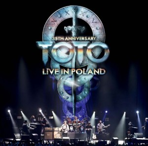 Toto 35th Anniversary Tour Live In Poland