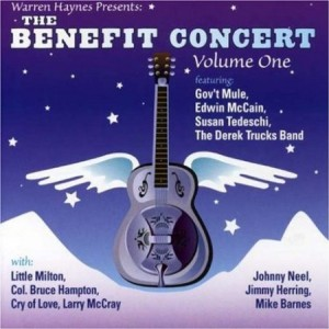 Warren Haynes Presents The Benefit Concert Vol 1