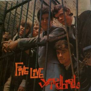 Five Live Yardbirds is a live album by British R&B group The Yardbirds including Eric Clapton.  It was recorded at the Marquee Club in London on March 13, 1964.