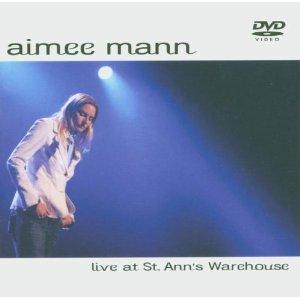 Aimee Mann Live At St Ann's Warehouse