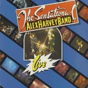 The Sensational Alex Harvey Band Live