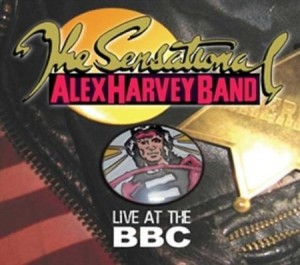 Sensational Alex Harvey Band Live At The BBC
