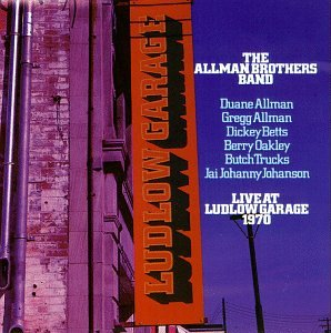 The Allman Brothers Band Live At Ludlow Garage