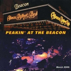 The Allman Brothers Band Peakin' At The Beacon